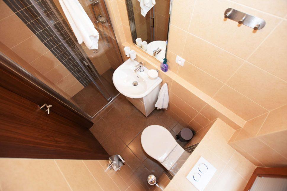 Koupelna vpřízemí